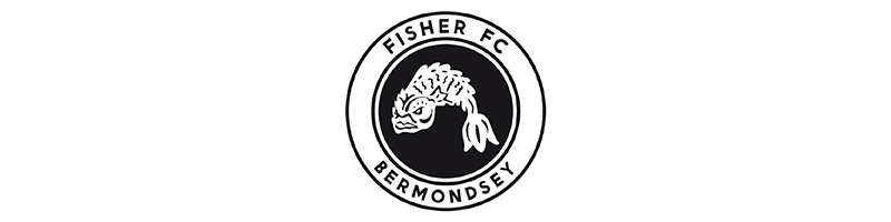 Glorious Creative Blog Fisher FC Badge