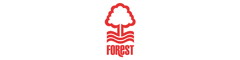 Glorious Creative Blog Nottingham Forest Badge