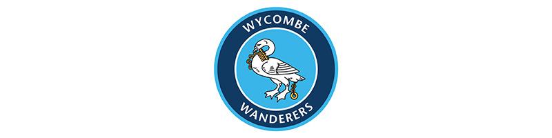 Glorious Creative Blog Wycombe Wanderers Badge
