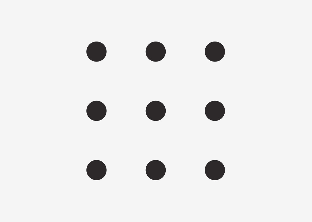 Think Outside the Box - 9 Dots - Glorious Blog