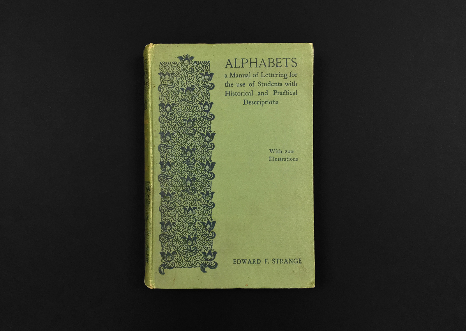 Glorious Creative Alphabet Book of the Month